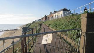 Ladies Walks, Southwold
