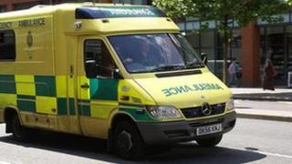 North West ambulance