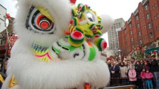 Chinese New Year celebrations in 2011