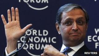Citi chief executive Vikram Pandit
