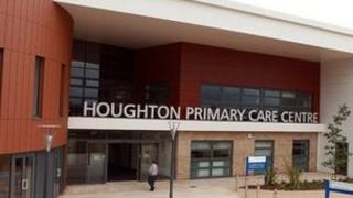 Houghton Primary Care Centre