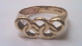 Olympic team ring
