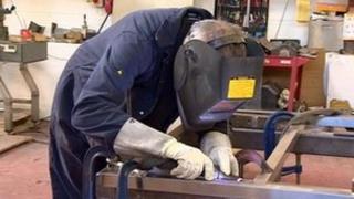 A welder