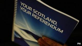referendum consultation document