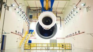 Engine test unit
