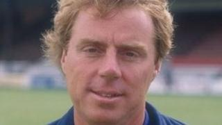 Harry Redknapp at AFC Bournemouth in 1988