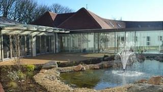 Les Bourgs Hospice in Guernsey
