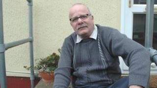 Tony Archer in Blisworth