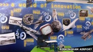 Flight School at Birmingham Airport