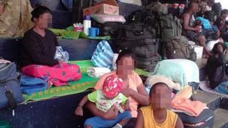 Sri Lanka Tamil refugees in Togo