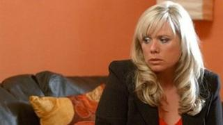 Letitia Dean as Sharon Watts