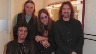 Black Sabbath in 1989