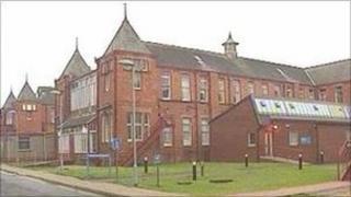 Old Stobhill Hospital
