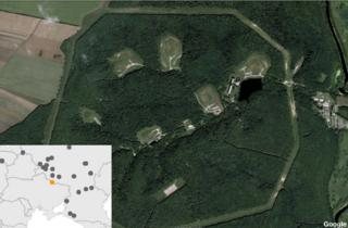 Belgorod national nuclear warhead storage, Russia