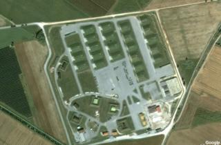 Aviano airbase, Italy