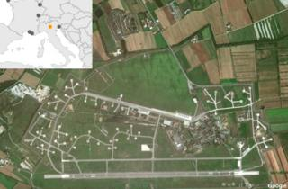 Ghedi Torre airbase, Italy