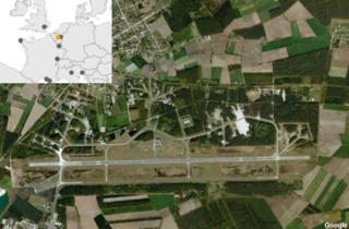 Kleine Brogel airbase, Belgium