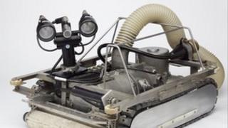 Panton McLeod robot