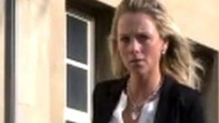 Rachel Hatton at court