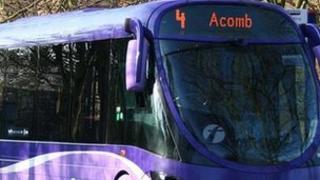 ftr bus in York