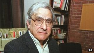 George Esper in a 2000 file photo, Boston, Massachusetts 10 February 2000