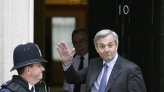 Chris Huhne has resigned from the cabinet
