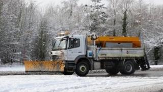 Generic snow plough in Basingstoke