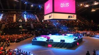 Wembley Arena hosts Olympic Volunteers for training