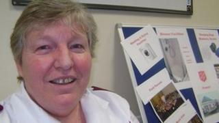Major Carole Babstock