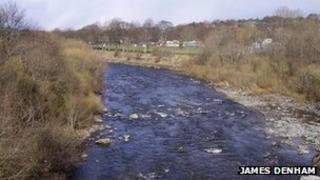 Ettrick Water - James Denham