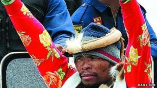 Man who alleged he was singer Khulekani Khumalo