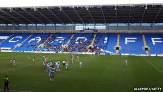 Cardiff Blues v Harlequins