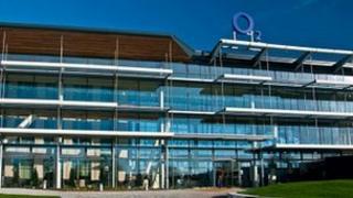 O2 headquarters in Slough, Berkshire