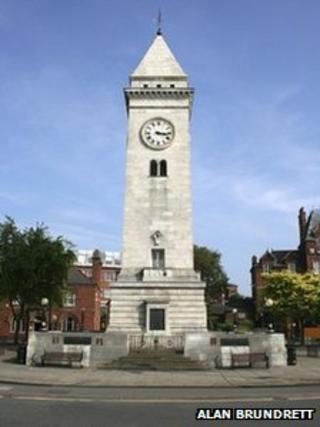 Nicholson War Memorial