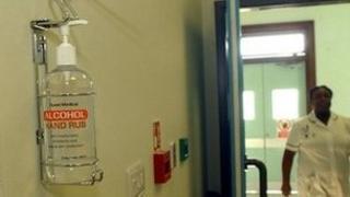 Hospital gel