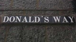 Donald's Way