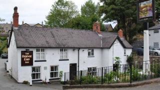 Bridge End Inn at Ruabon