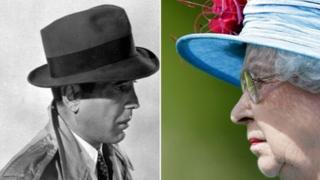 Bogart and the Queen