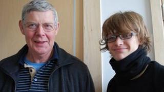 Robert and Andrew Lockhart