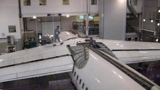 Aircraft maintenance in Exeter