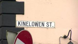Kinelowen Street, Keady