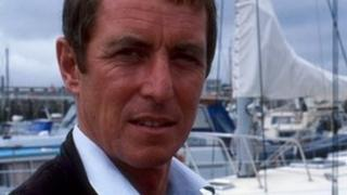 John Nettles as Jim Bergerac in Jersey