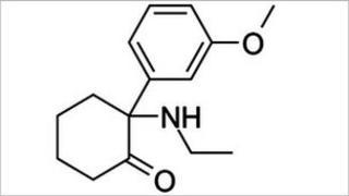 Symbol for methoxetamine