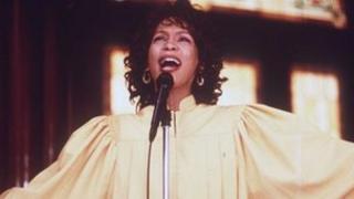 Whitney Houston in The Preacher's Wife