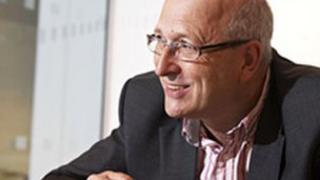 Norwich businessman Graham Dacre