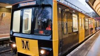 Revamped train