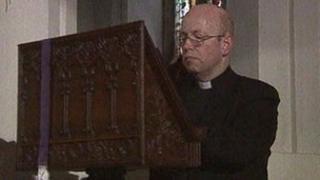 Reverend John Suddards