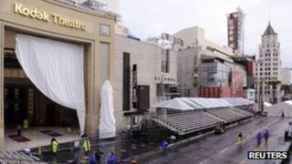 Kodak Theatre in Los Angeles