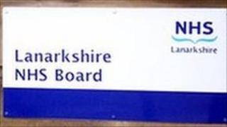 NHS Lanarkshire