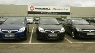 Vauxhall Ellesmere Port